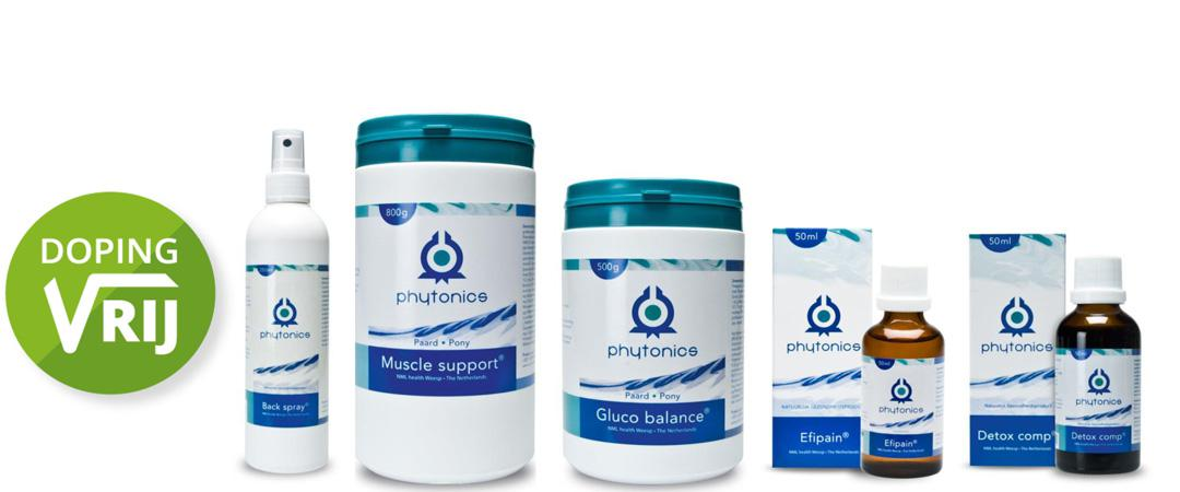 Phytonics producten dopingvrij